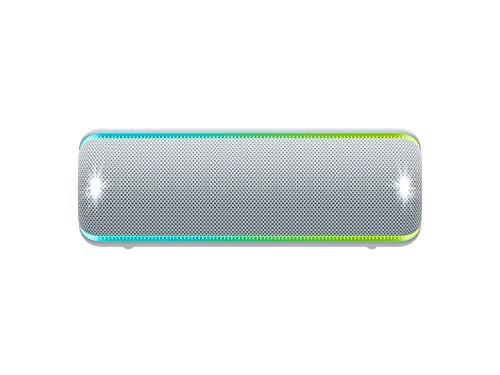 Sony SRS-XB32 Extra Bass Portable Bluetooth Speaker, Grey (SRS-XB32/H)