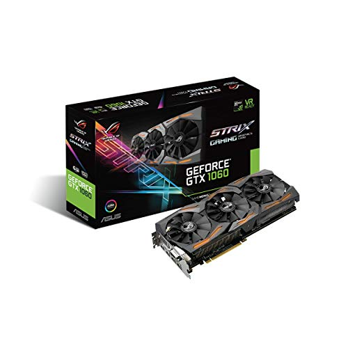 (ASUS Graphic Cards STRIX-GTX1060-A6G-GAMING )