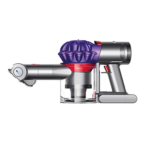 Dyson V7 Car+Boat Cord-Free Handheld Vacuum Cleaner, Purple (Tv Unit Under Stairs)