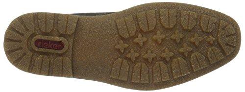 Boots navy graphit Gris F1301 Desert Homme 45 Rieker YwXpREqw
