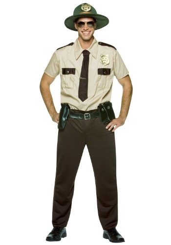 State Trooper Costume-Adult