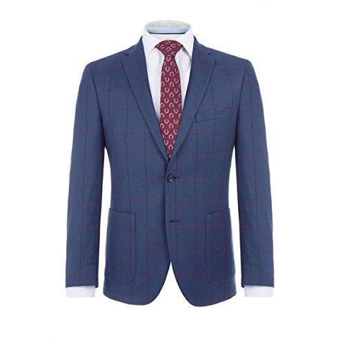 [ポールコステロ] メンズ ジャケット&ブルゾン Higgins Checked Wool Jacket [並行輸入品] B07F36QFCP 44 Regular