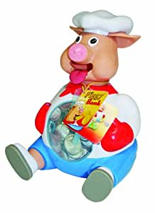 Amazon Com Pop The Pig Piggy Bank Toys Amp Games