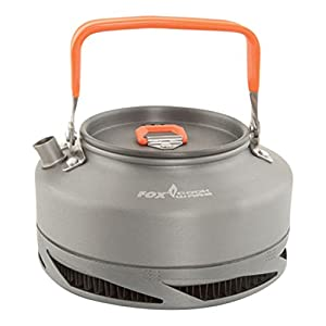 Fox Cookware Heat Transfer Kettle For Carp Fishing