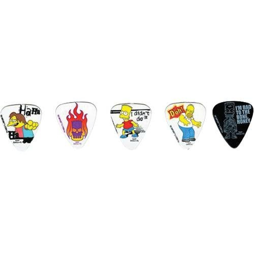 Washburn LSGP1 Homer Simpson and Friends 5 Piece Guitar P...