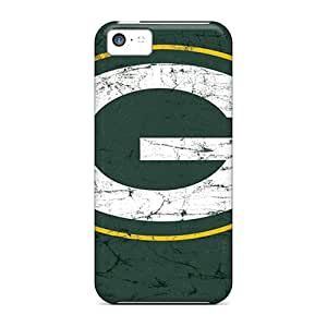 New Shockproof Protection Case Cover For Iphone 5c/ Green Bay Packers Case Cover