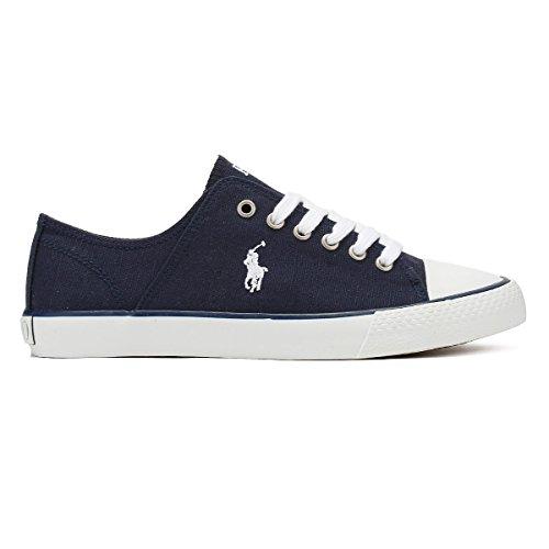 Ralph Lauren Junior Marine/Weiß Darian Sneakers