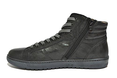 Venta Barata Sitio Oficial Pago De Descuento Con Visa Nero Giardini Sneakers scarpe uomo nero 5350 A705350U Venta Barata Populares gQ5fK