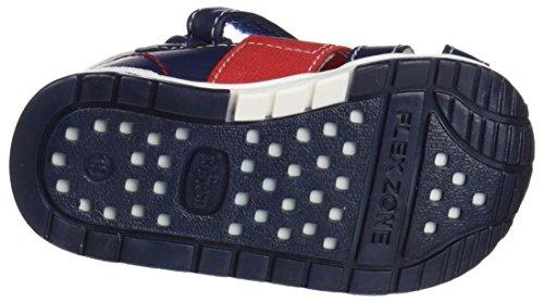 Chicco Jungen Grinder Sandalen Blau