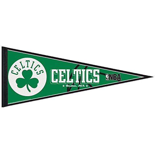 fan products of NBA Boston Celtics WCR63829312 Carded Classic Pennant, 12