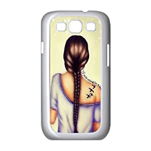 custom samsung galaxy s3 i9300 Case, hair cell phone case for samsung galaxy s3 i9300 at Jipic (style 1)