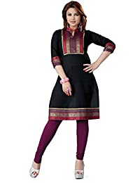 Maple Clothing Tunic Top Womens Long Kurti Cotton Blouse India Clothes