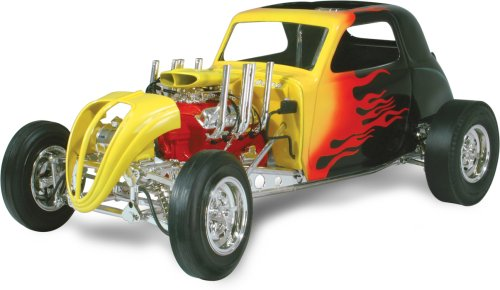 Lindberg 1:12 Scale Fiat Dragster
