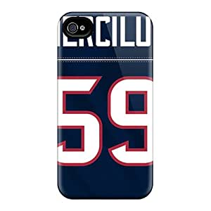 Iphone 6plus DmS20317MNXw Provide Private Custom Lifelike Houston Texans Pictures Scratch Protection Cell-phone Hard Covers -CristinaKlengenberg