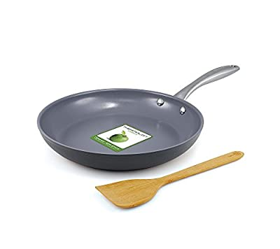 GreenPan Lima 12 Inch Hard Anodized Non-Stick Ceramic Covered Fry Pan