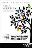 [By Rick Warren ] What on Earth Am I Here For? Expanded Edition (The Purpose Driven Life) (Hardcover)【2018】by Rick Warren (Author) (Hardcover)