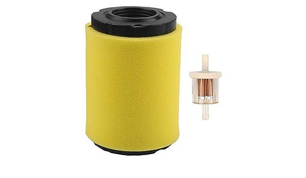 Trustsheer Filtro de aire + filtro de espuma pre filtro de ...