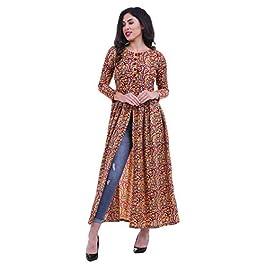 Buy ROZVEH Women's A-Line Maxi Dress India 2021