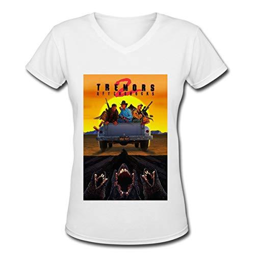 BTBANIN Women's Tremors II Aftershocks Elegant T Shirts M