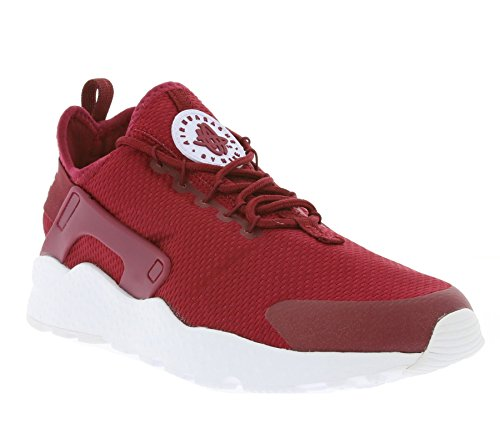 Nike W Air Huarache Run Ultra, Zapatillas de Running para Mujer Rojo (Rojo (noble red/white))