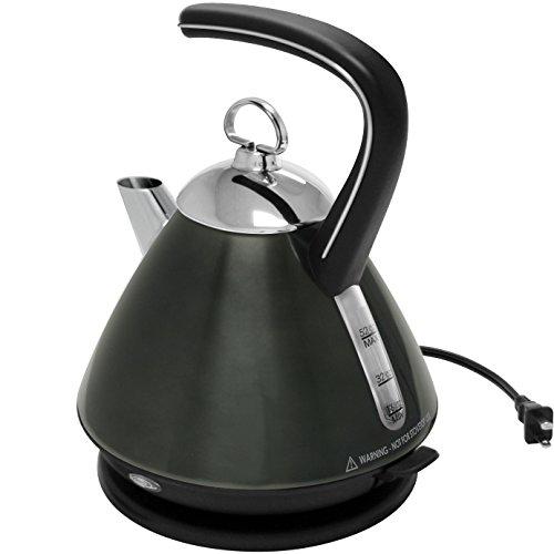 chantal tea kettle onyx - 6