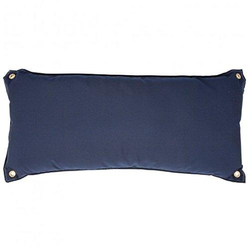 Pawleys Island Traditional Hammock Pillow - Canvas Navy