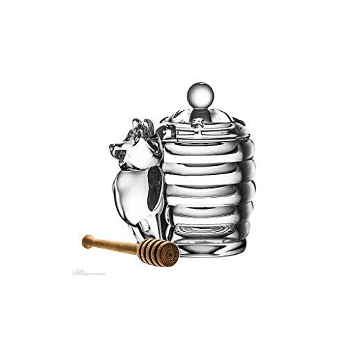 Honey Jar with bear