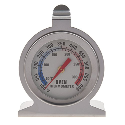 Stainless Steel Oven Thermometer - 5