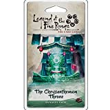 Fantasy Flight Games Legend of the Five Rings: the Chrysanthemum Throne Card Game Expansion