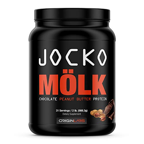 Bacon Wrapped Filet Mignon - Jocko MöLK (Chocolate Peanut Butter)