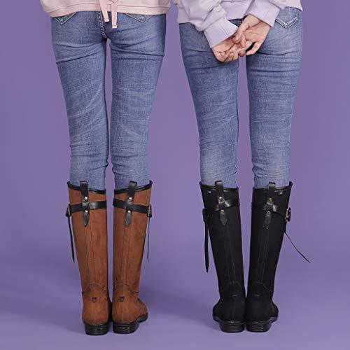 Zapatos Adultos Moda Para B Mujeres Tubo Agua Coreanos De Lluvia Largo Martin Botas q4nvwIwg