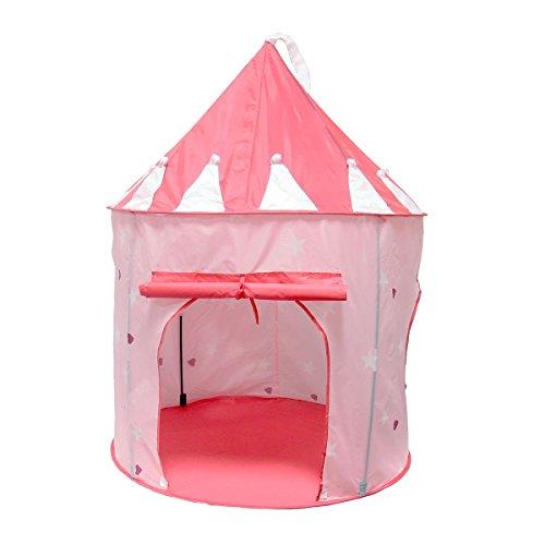 Intents GT0014S My Fair Princess Tent, Pink (Sleeping Bag White Snow)