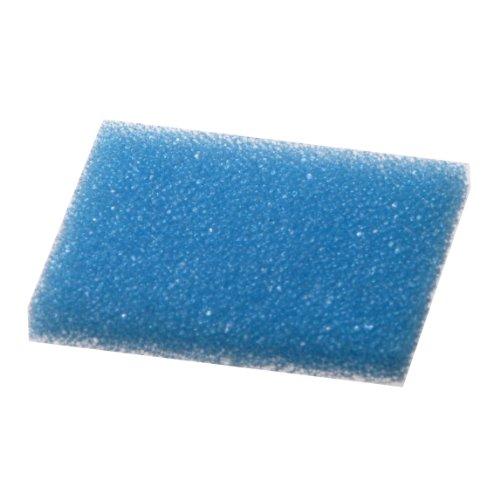 Bio Plas 6120 Blue Polyester Plastic Foam Biopsy Pad for 1 x 1-1/4