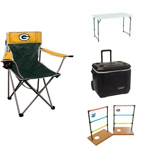 Green Bay Packers Small Tailgate Bundle by Jarden Sports Licensing