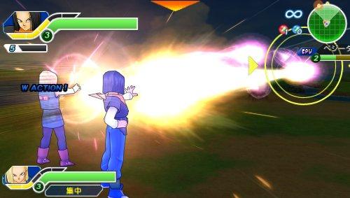 Dragon Ball Z Tenkaichi Tag Team Sony Psp Video Games