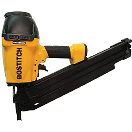 BOSTITCH F28WW 2-inch to 3-1/2-inch Framing Nailer with Magnesium ...