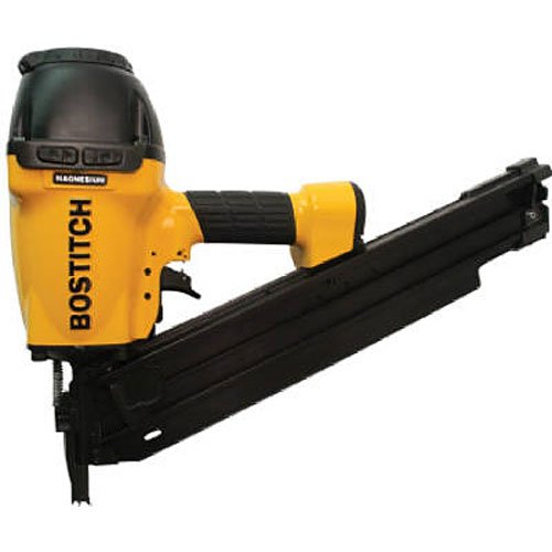 BOSTITCH Framing Nailer, Clipped Head, 2-Inch to 3-1/2-Inch  (F28WW) (Best Framing Nail Gun For The Money)