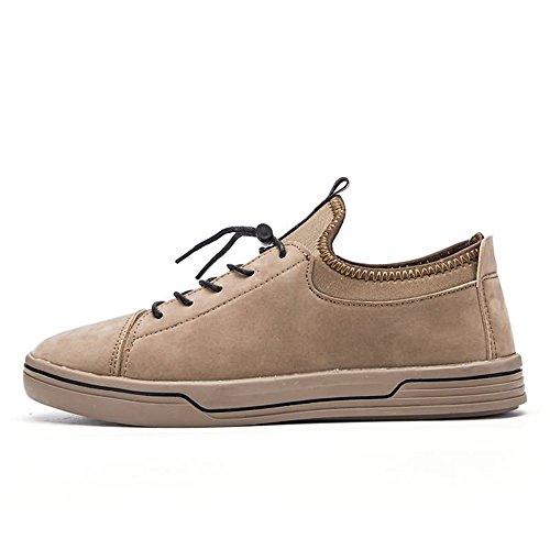 shoes EU Mocassini Verde Uomo Khaki Shufang 40 zBqH4