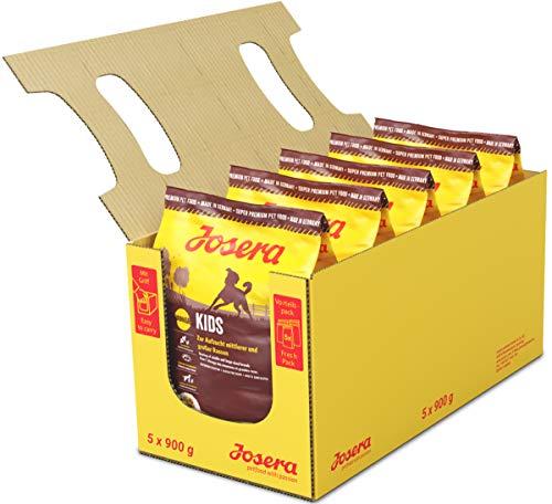 Josera Kids, (1 x 4.5 kg) – Vorratspack 5x900g