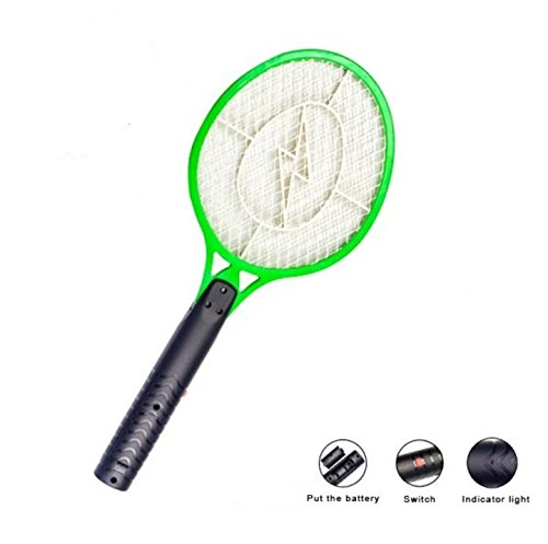 Handheld Bug Zapper Electric Bug Zapper Fly/Mosquito Swatter Best for Indoor and Outdoor Pest Control by Zapz (Image #1)