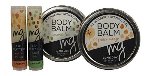 Mad Gabs Lip Balm - 2