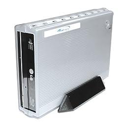 Vinpower Digital USB 3.0 2.0 External Blu-Ray BD DVD CD Burner/Writer LGEXT3BDBNR