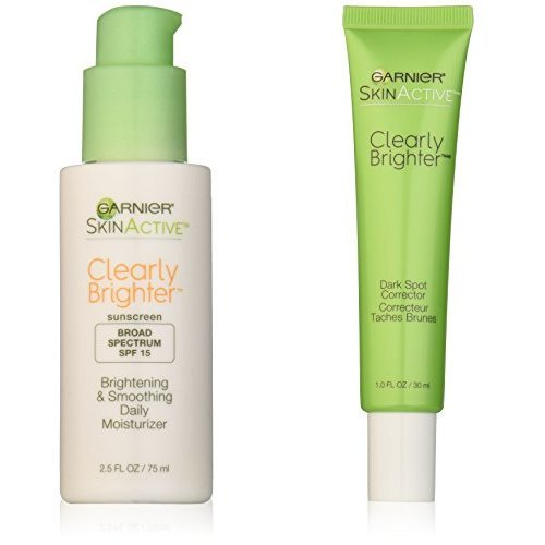 Garnier SkinActive Clearly Brighter Daily Moisturizer and Dark Spot Corrector