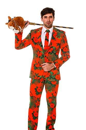 39c625a9d Shinesty Ugly Christmas Suit for Men, The Mele Kalikimaka Christmas ...