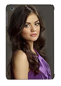 High Grade Trinalgrate Flexible Tpu Case For Ipad Mini/mini 2 - Lucy Hale