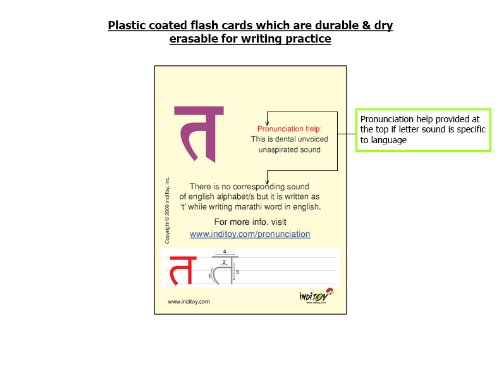 marathi flash cards use english words to learn marathi sounds 9781616230609 amazoncom books