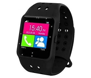 Prixton SMARTPRIXSW12 - Smartwatch compatible con iOS, Android