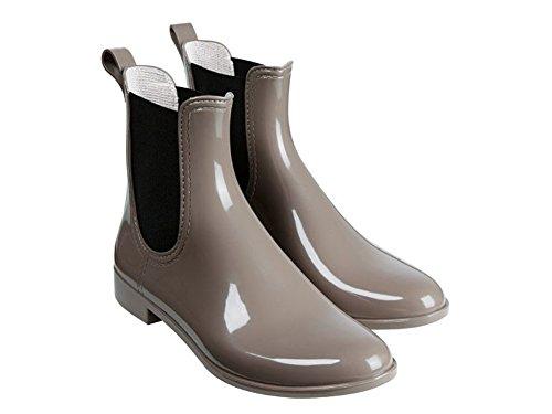 Damen Regenstiefeletten wasserdicht Größe wählbar Regenstiefel Stiefel