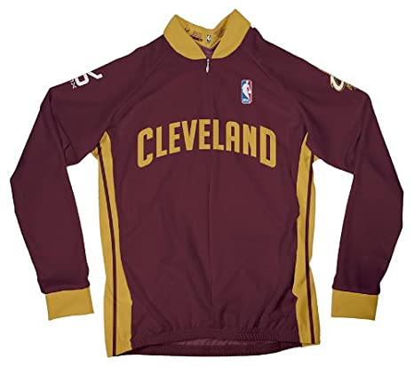 Amazon.com   VOmax NBA Cleveland Cavaliers Women s Long Sleeve Away ... b0fcc9ef0