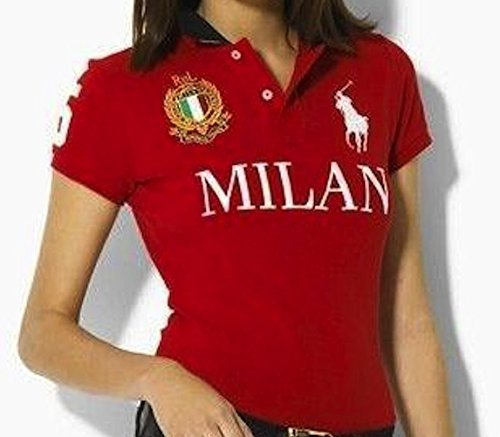 ca Lauren Women's Ralph Short Milan Sleeve Shirt Polo XsAmazon zVqpLSMUG